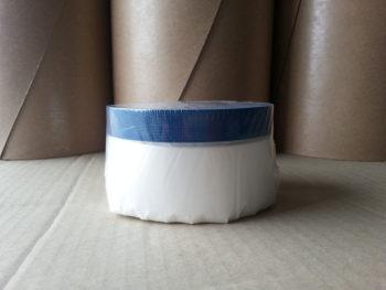 Gewebemasker Blau